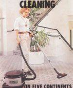 無塵室專用吸塵器 UZ-930 H
