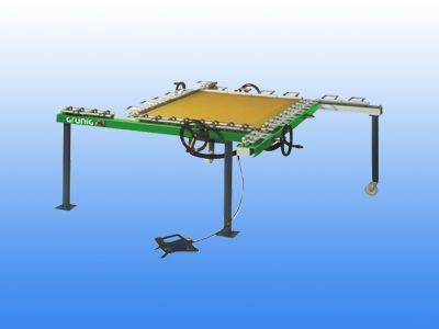 機械式張網機G-Stretch 210