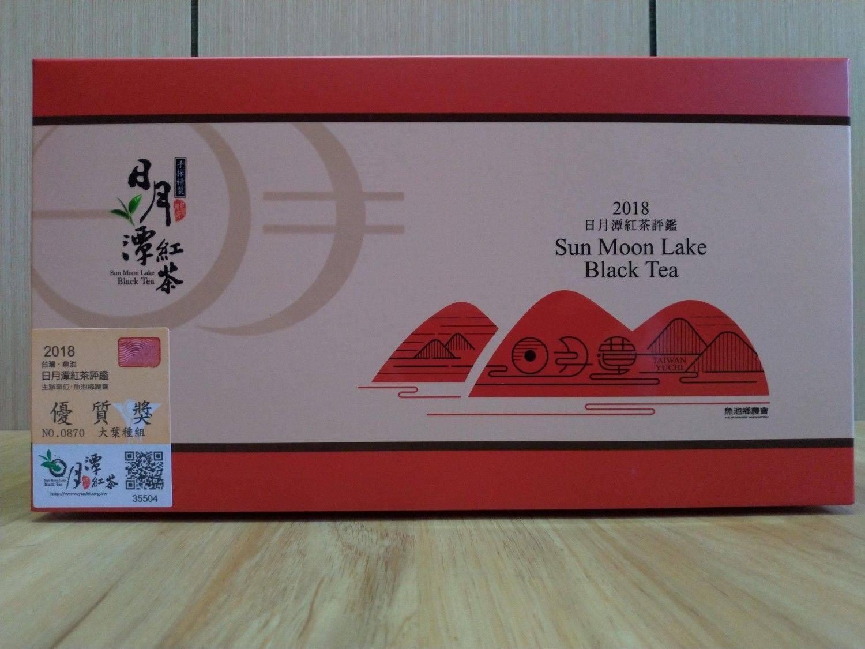 2018 優質獎阿薩姆紅茶 (大葉種/限量)