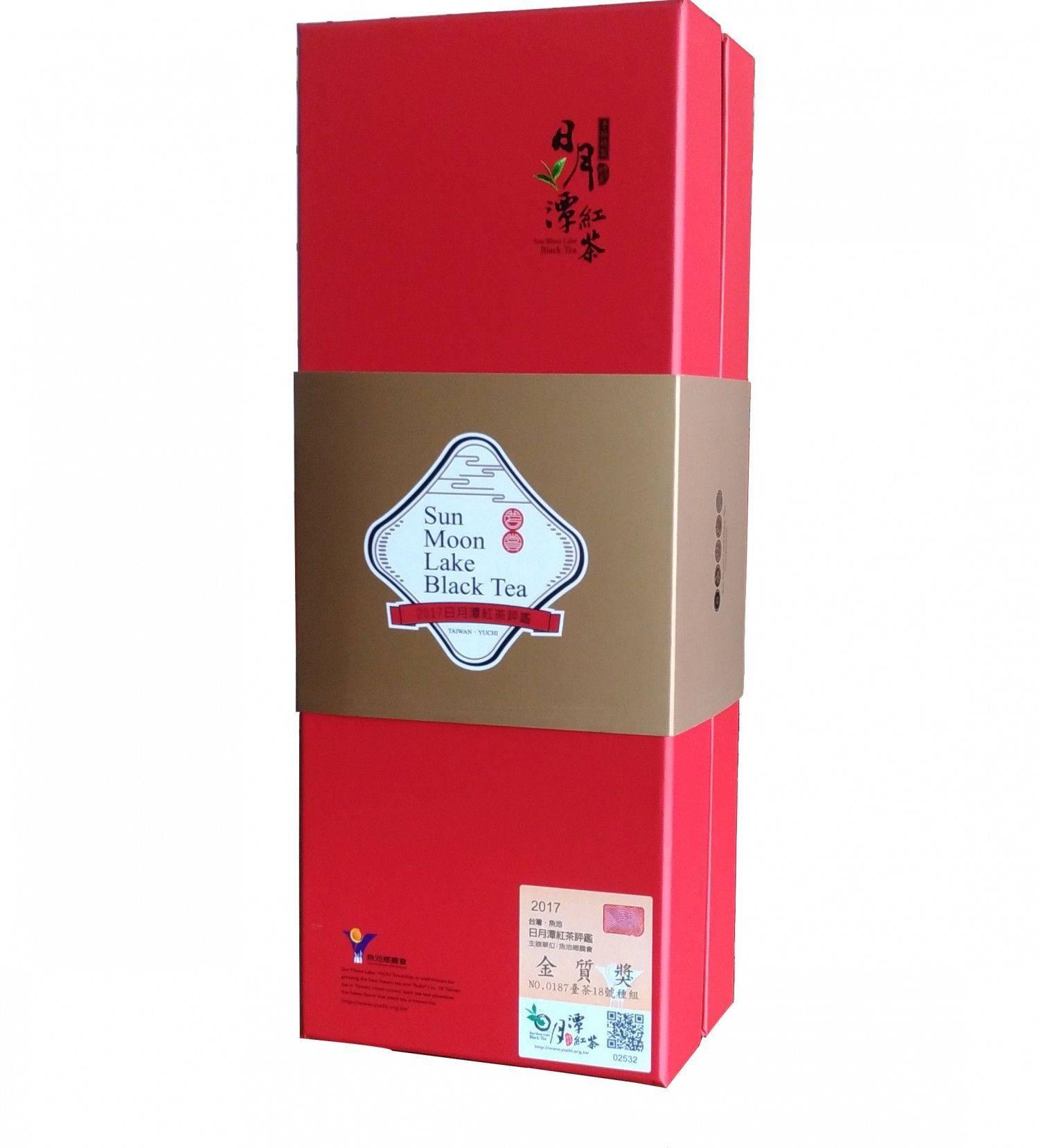 2017 金質獎紅玉紅茶 (限量)