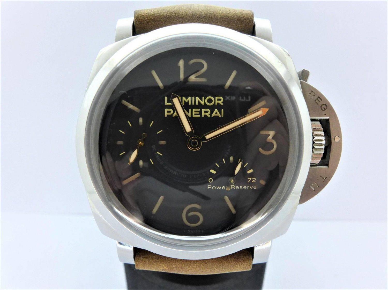 PANERAI 沛納海 Luminor 1950 PAM00423 47毫米腕錶 n0196